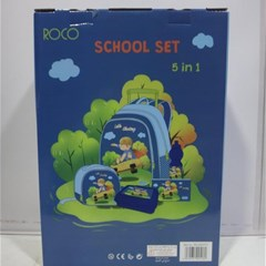 ROCO Trolley BP  5 in 1 Set  Skateboard 16inch