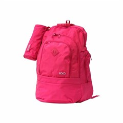 ROCO Backpack Fluo 3 Zip. 20 Pink+P.Case