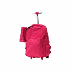 ROCO Trolley1 Fluo 2 Zip. 18 Pink+P.Case