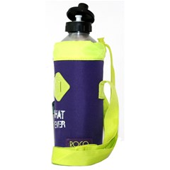 ROCO Water Bottle Basic 1000ml Purple/Yellow