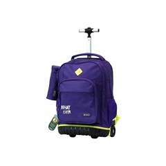 ROCO Trolley2 Basic 3 Zip. 19 Purple/Yell+P.Case