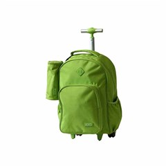 ROCO Trolley1 Fluo 2 Zip. 18 L.Green+P.Case