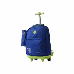 ROCO Trolley1 Basic 2 Zip. 18 Blue/Yellow+P.Case