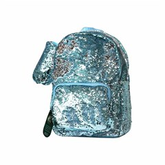 ROCO  Sequence Backpack 17Turq/Silver 25x20x11cm