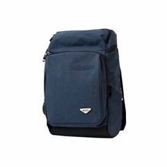 ROCO Backpack Anti Theft Blue 2 Zip. 19''