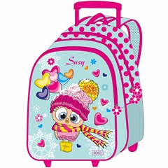 ROCO Trolley1 Susy 5in1 school Set 2 Zip. 16''