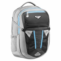 ROCO Backpack Technical Sport Grey/Bk 2 Zip. 20