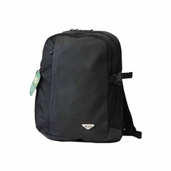 ROCO Backpack Technical Classic Black 3 Zip. 17''