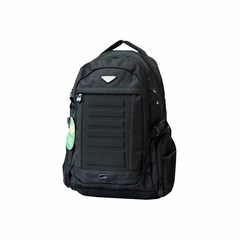 ROCO Backpack Technical Classic Black 2 Zip. 20''