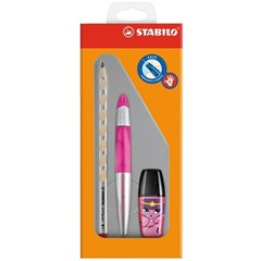 2745/11 School set EASYorig. Metallic Right Pink