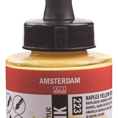 AAC INK 30ML NAPLES YLW DP