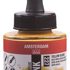 AAC INK 30ML YELLOW OCHRE