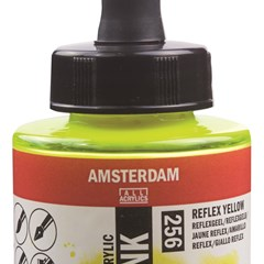 AAC INK 30ML REFLEX YELLOW