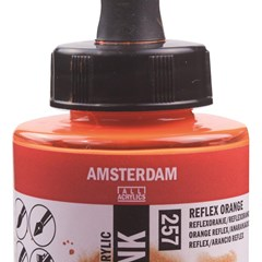 AAC INK 30ML REFLEX ORANGE