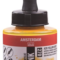 AAC INK 30ML AZO YELLOW DP