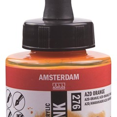 AAC INK 30ML AZO ORANGE