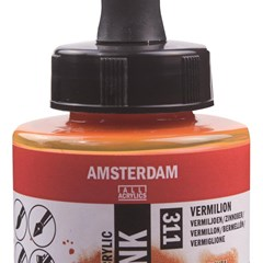 AAC INK 30ML VERMILION