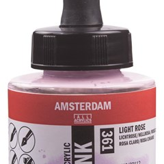 AAC INK 30ML LIGHT ROSE