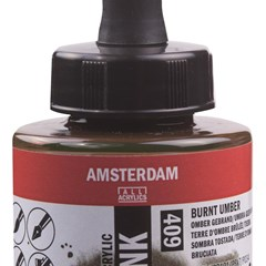 AAC INK 30ML BURNT UMBER