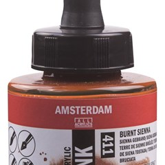 AAC INK 30ML BURNT SIENNA