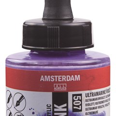 AAC INK 30ML ULTRAM.VIOLET