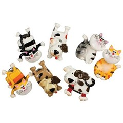 Cool magnets Cat and Dogs