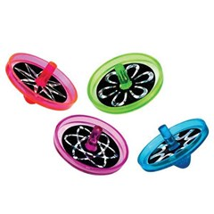 TRENDHAUS Laser Spinner 4 colours